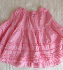 Catimini roza suknja 12