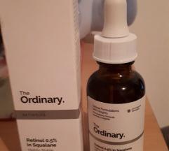 Retinol 0,5 in squalane 30 ml