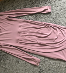 Lei lou by alexandra dojčinović roza haljina