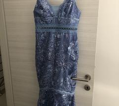 Lila Asos haljina