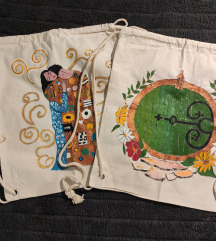 Platneni ruksaci i torbe