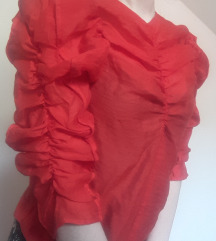 H&M puf rukavi bluza