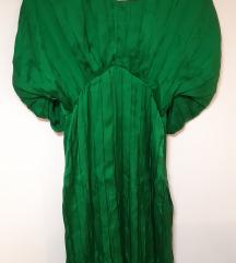 Prilika!!! Nova zara maxi plisirana haljina
