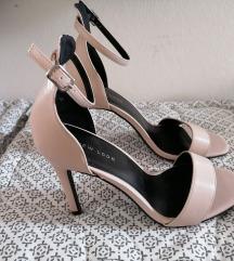 ASOS nude sandale