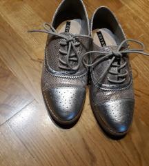 Cipele na vezanje, vel. 36, 80 kn+uklj.pošt.