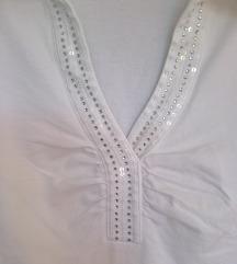 Majica bijela Oltre