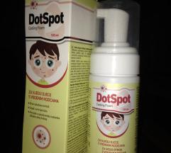 DotSpot - njega vodenih kozica