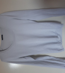 bijela sisley majica M