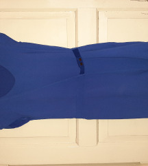 Patrizia Peoe kraljevsko plava haljina S-M