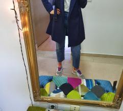 Plavi stradivarius mantil