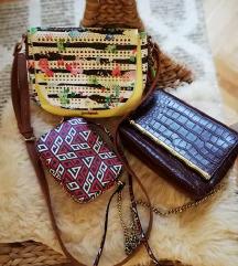 LOT torbica / DESIGUAL, ZARA, ASOS
