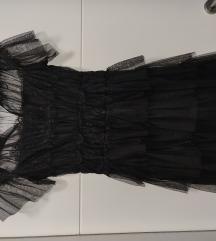 Crna haljina zara