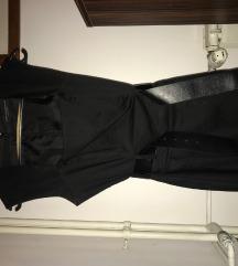 Dorothy Perkins crna kratka elegantna haljina