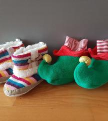 Zimske i Bozicne Cipelice za Bebe