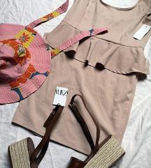 haljina i šešir Zara