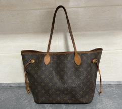Rezz Louis   Vuitton Neverfull MM original torba