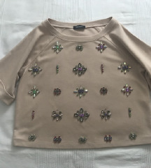 Max Mara crop top,vel.S