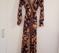 Prekrasna duga haljina NOVO