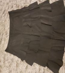 Zara suknja s volanima