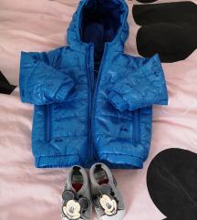 Prijelaza jakna i poklon tenisice