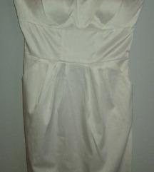 Tally Weijl  bijela haljina - 50% sada 35 kn