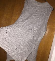 pulover bez rukava