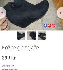 Gležnjače - 100kn