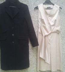 PREEEEDIVNA ZLATASTA haljinica+ KAPUT 36