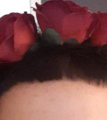 H&M traka cvijetni vijenac