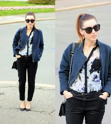 SNIŽENO H&M moher jakna
