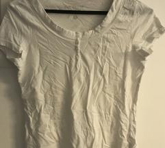 Bijela majica Tom Tailor S