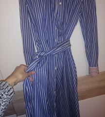 Stradivarius košulja haljina