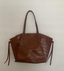 ZARA shopper bag NOVO