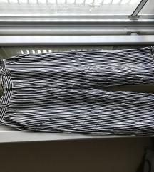 Mango duge ravne hlače