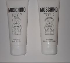 Moschino toy 2 NOVI parfumirani losion i gel