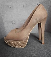 Humanic cipele s visokim petama