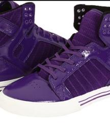 Supra skytop purple