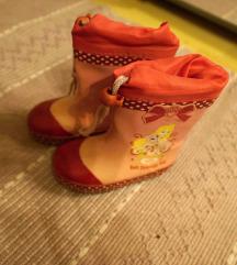 Gumene čizme, vel. 23