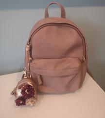 Parfois prljavo roza ruksak