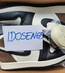 Nike Air Jordan 1 Dark Mocha high