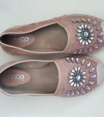 Cipele sa cirkonima 38 veličina
