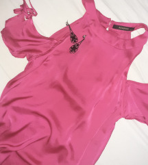 RESERVED roza ljetna haljinica
