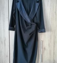Crna haljina vel. 52 40 kn Rez.