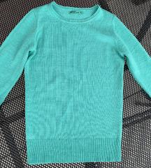 Zeleni pulover