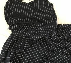 Jake's tamnoplava haljina