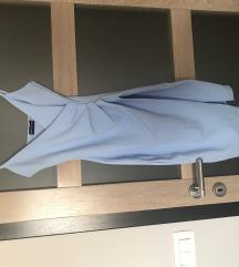 Plava ljetna haljina PRODANO