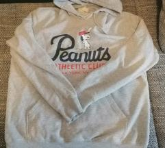 Peanuts hoodie /L