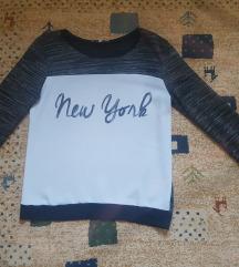 Majica dugih rukava 'New York'