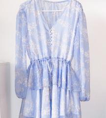 Nova svilena haljina 38