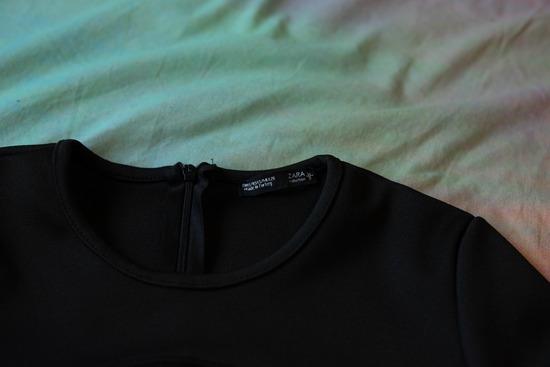Novi krojeni Zara Crop top XS